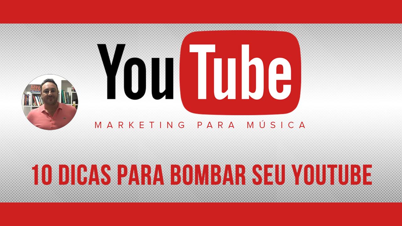 10 Dicas Para Bombar O Seu Canal Do Youtube Douglas Inácio